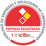 Sello empresa ciberseguridad INCIBE